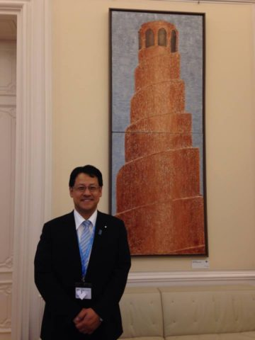 フランス•パリのOECD環境大臣会合に参加しました。