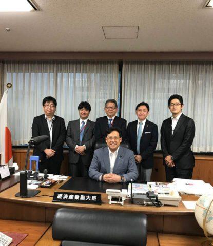 株式会社Murakumoの新居誠 社長がお越しくださいました。