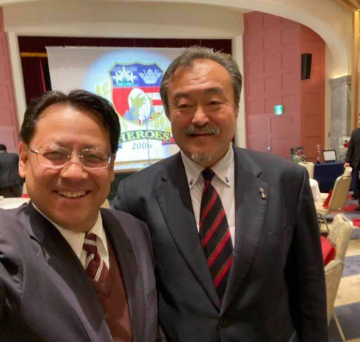林先輩が第10回スポーツ学会大賞を受賞されました。