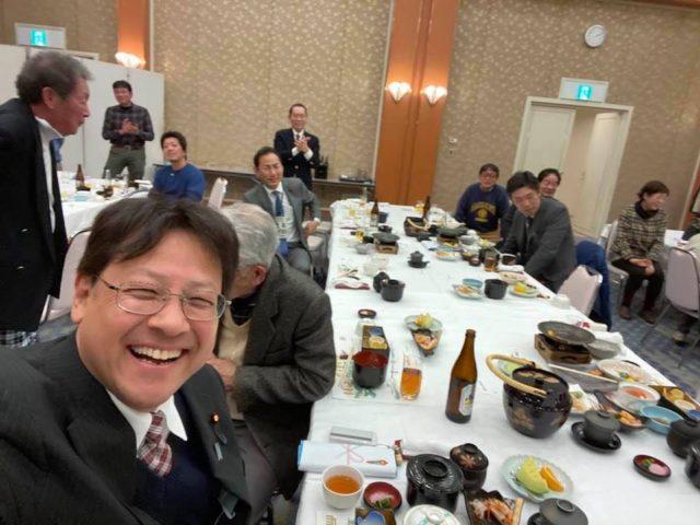 南須磨西地区の新年会です🤗