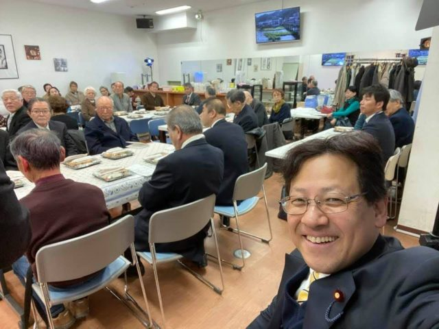 須磨区・長田区の鹿児島県人会に参加しました🤗