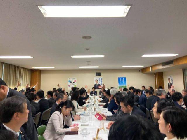 新型コロナウィルス対策会議に出席しました。
