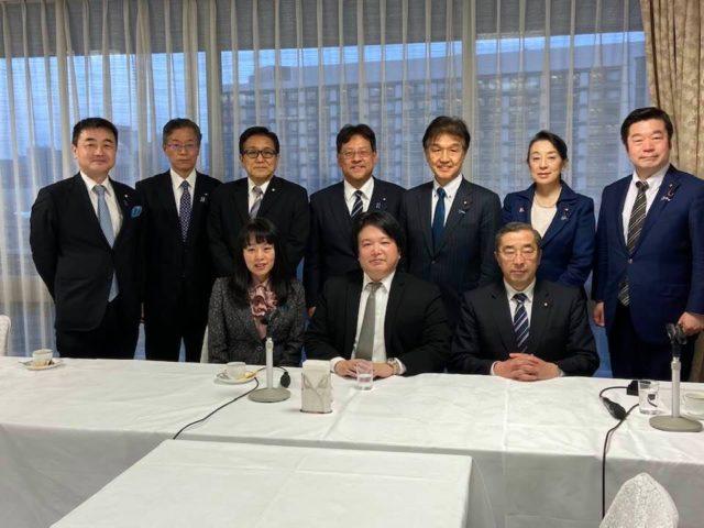 『株式会社デジタルハーツホールディングス』の宮澤栄一会長に清和政策研究会でご講演頂きました。