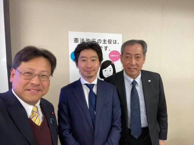 宇宙・海洋開発特別委員会、科学技術・イノベーション特別委員会の合同会議がありました。