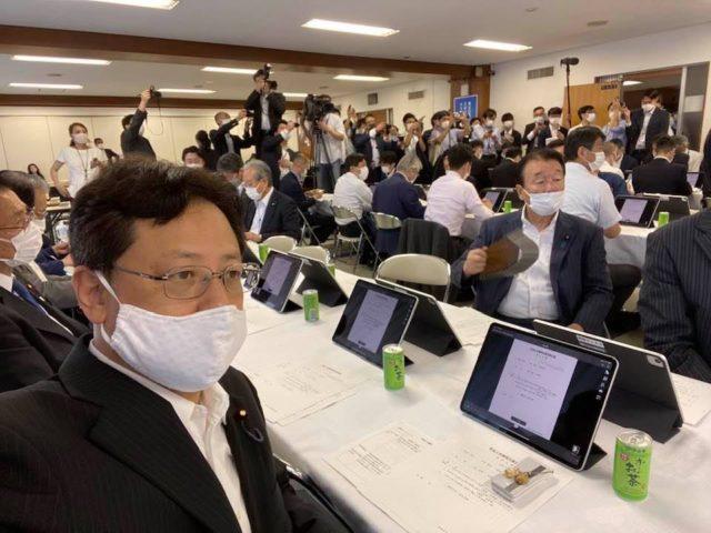 九州地方、飛騨地方などの豪雨災害対策会議‼️