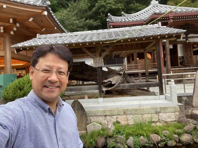 歴史残る須磨寺です。