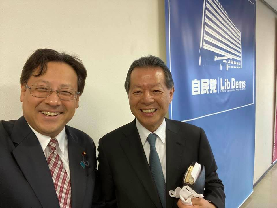 アジア・パシフィック・イニシアティブの船橋洋一理事長のお話を拝聴しました。