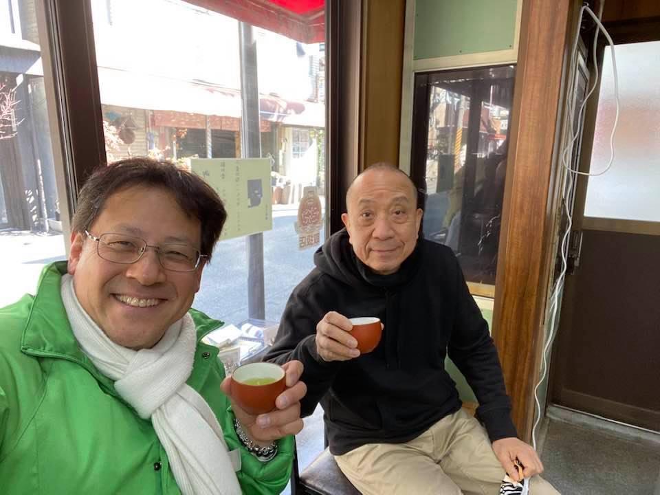 最近、日本茶に凝ってきました🤗🍵