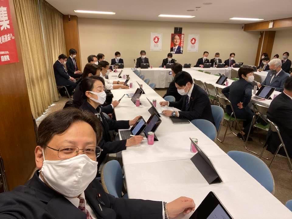 日本電気(NEC)とLINEさんより提言を聞かせて頂きました。