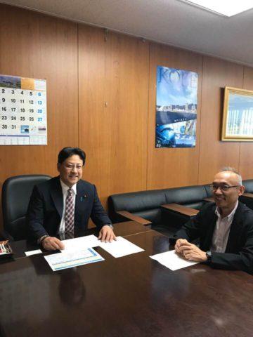 瀬戸内海環境保全特別措置法の改正法の進捗につきまして、報告を受けました。