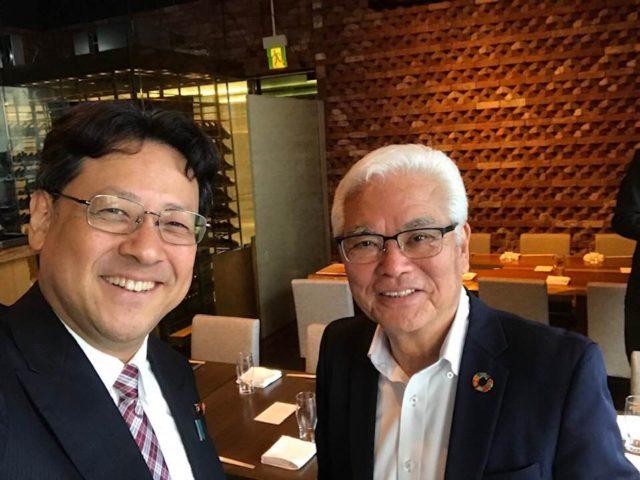 エドテック第一人者 東京工業大学名誉教授 赤堀先生と