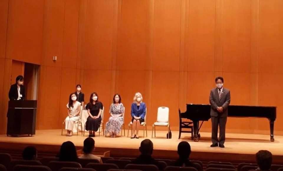 ルーマニア国際音楽祭コンクール・ジュニア兵庫県予選が開かれました。