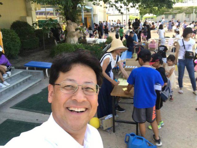 青少年育成協議会の夏休みの集い、ありがとうございます!