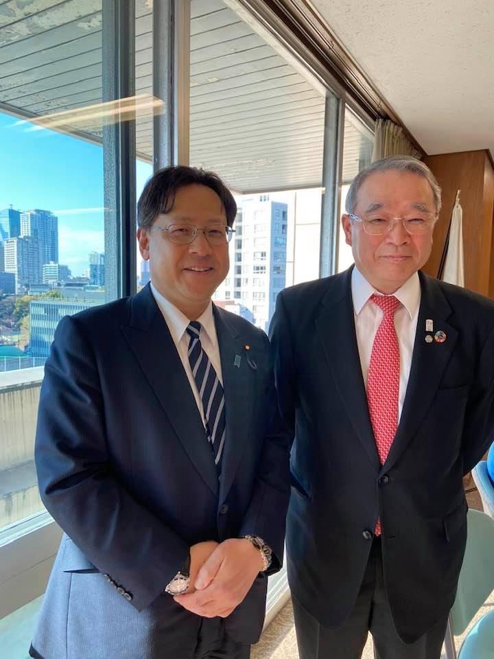 日本電気(NEC)の遠藤信博会長にお話を伺いました。