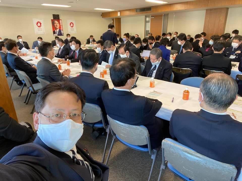 尖閣諸島や周辺海域における日本の主権を守るための大切な会議が行われています。